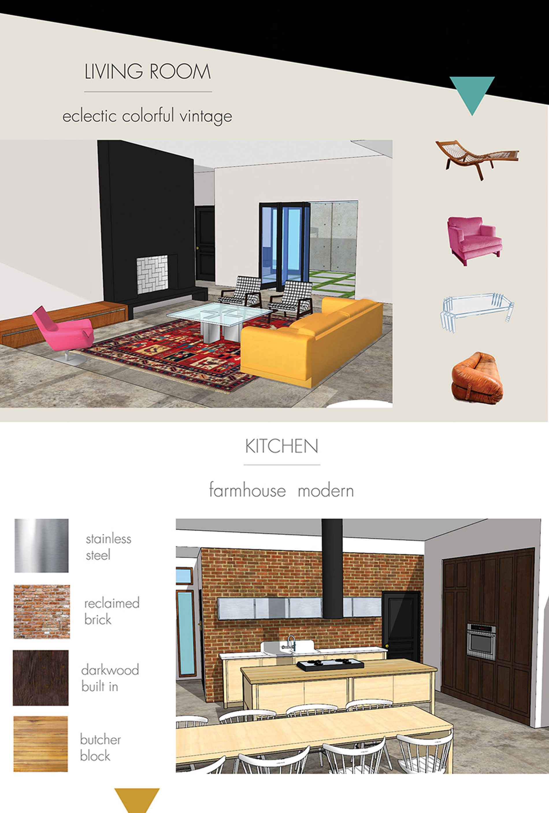 Dream Home- Schematic Design